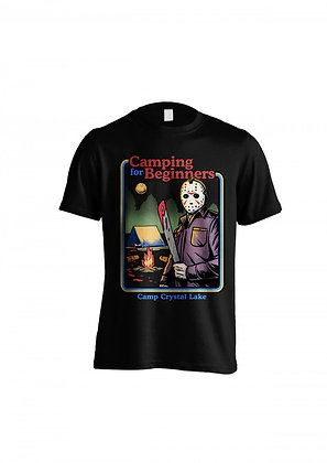 Friday 13th – Camping for Beginners T-Shirt
