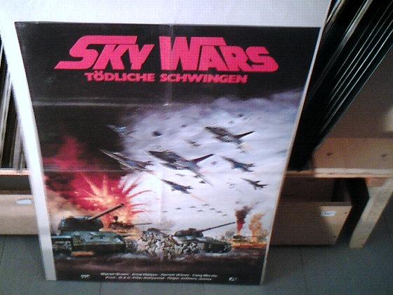 sky wars filmplakat