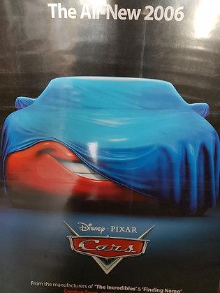Cars - Filmplakat