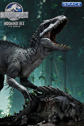 1/15 Scale Indominus Rex Legacy Museum Collection Statue (Jurassic World: Fallen