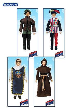 4er Satz: Renaissance Faire Cosplay Outfit! Series 3 SDCC 2014 E