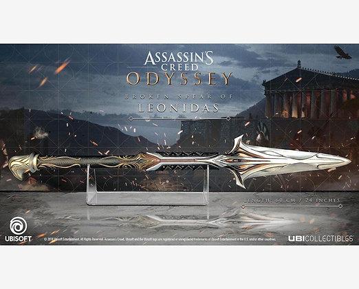 1:1 Broken Spear of Leonidas Replica (Assassin's Creed Odyssey)