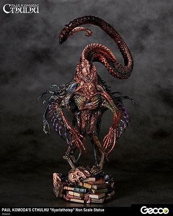 Nyarlathotep Statue by Paul Komoda Statue (H.P. Lovecraft)