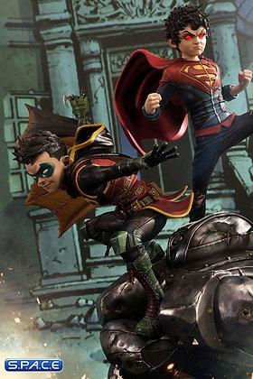 1/3 Scale Superboy & Robin (DC Comics)