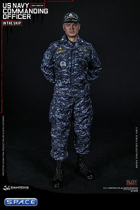 1/6 Scale Navy Commanding Officer (Elite Series)