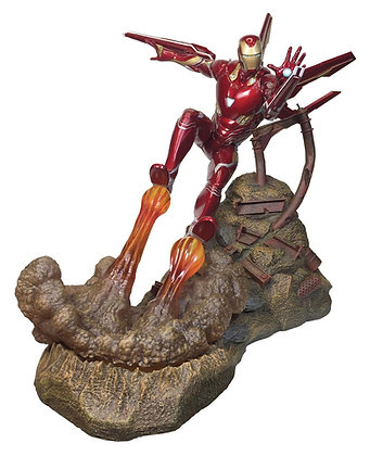 Iron Man MK50 Movie Premier Collection Statue (Avengers: Infinity War)