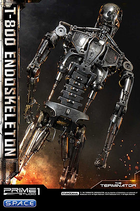 1:2 Scale T-800 Endoskeleton Statue
