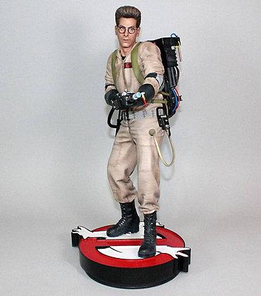 Egon Spengler Statue (Ghostbusters)