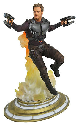 Maskless Star-Lord PVC Statue (Guardians of the Galaxy Vol. 2)