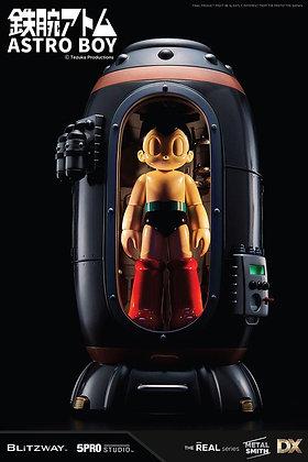 Astro Boy The Real Series Statue Atom Deluxe Ver. 30 cm Statuen Astro Boy