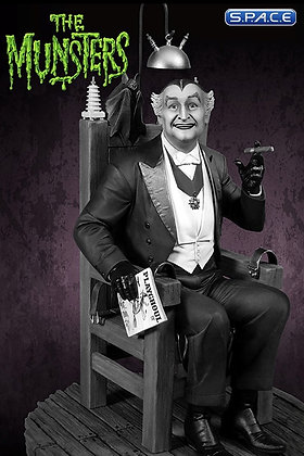 Grandpa Munster Maquette Black and White Edition (The Munsters)