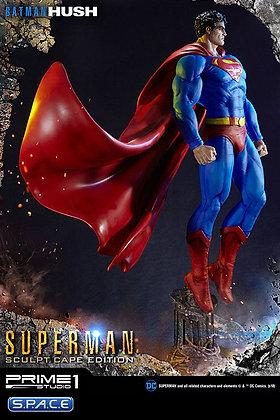 Superman Statue Sculpt Cape Version