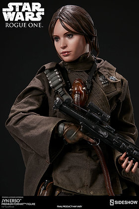 Jyn Erso Premium Format Figure (Rogue One: A Star Wars Story)