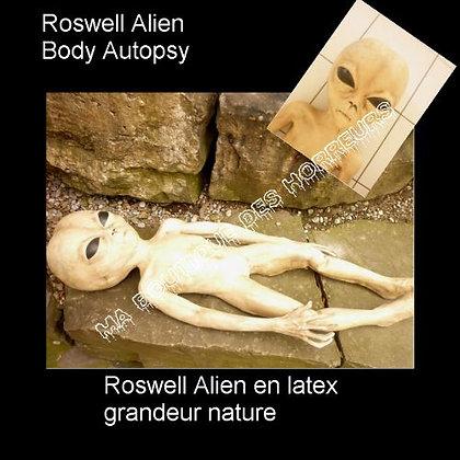 Roswell Alien Body Autopsy