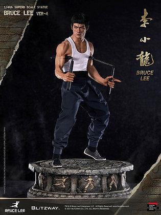 Bruce Lee Hybrid Type Superb Statue 1/4 Bruce Lee Tribute Ver. 4 57 cm Statuen B