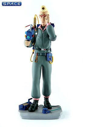 Egon Spengler Statue (The Real Ghostbusters)