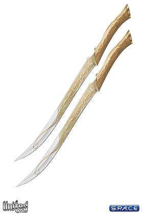 1:1 Fighting Knives of Legolas Greenleaf Life-Size Replica (The