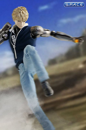1/6 Scale Genos Deluxe Season 2 Version (One Punch Man)