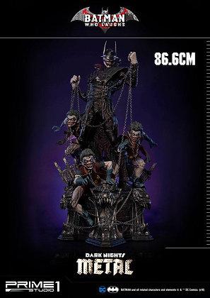 Batman Who Laughs Statue (Dark Nights: Metal)