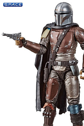 "6"" The Mandalorian - Carbonized Version (Star Wars - The Black Series)"