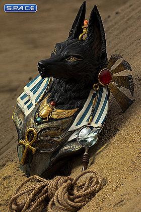 1:1 Anubis Life-Size Bust