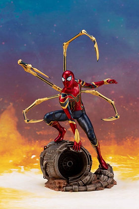 1/10 Scale Iron Spider ARTFX+ Statue (Avengers: Infinity War)