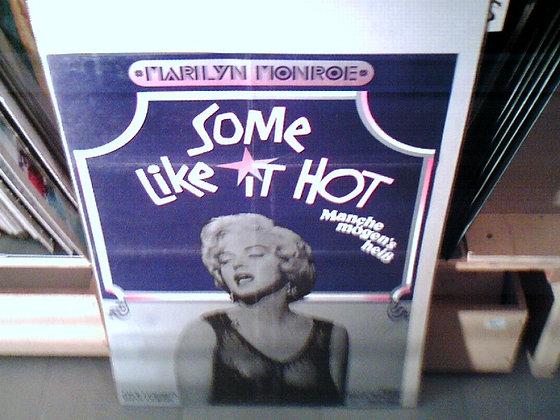some like it hot filmplakat