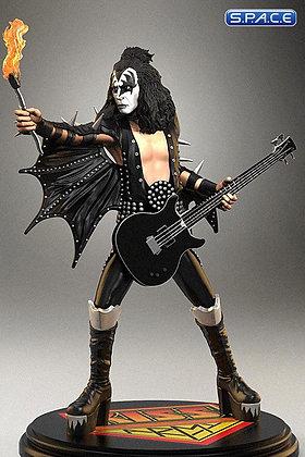 Demon Rock Iconz Statue (Kiss)