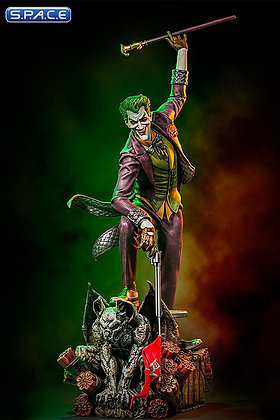 1/3 Scale Joker Prime Scale Statue by Ivan Reis (DC Comics)
