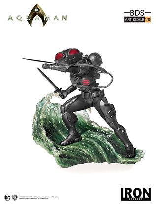 1/10 Scale Black Manta Statue (Aquaman)