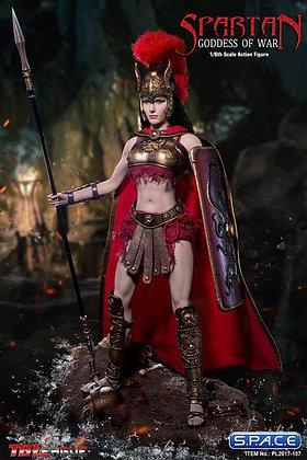 1/6 Scale Spartan Goddess God of War