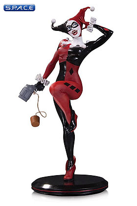 Harley Quinn Statue by Joelle Jones