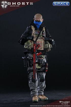 1/6 Scale End War Death Squad K Caesar (Doomsday War Series)
