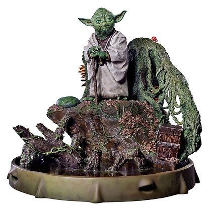 1/4 Scale Yoda Legacy Statue (Star Wars)