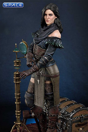 1/4 Scale Yennefer of Vengerberg Alternative Outfit Premium Masterline Statue (T