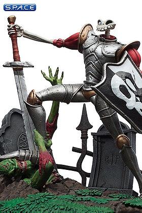 Sir Dan Fortesque Statue (MediEvil) Level 52 Studios