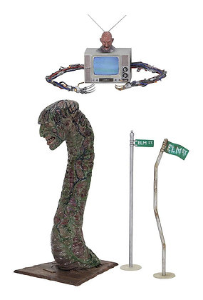 A Nightmare on Elm Street Deluxe Accessory Set (A Nightmare on Elm Street)