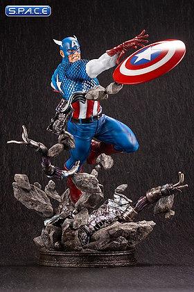 Captain America Fine Art Statue (Marvel)