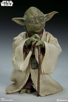1/6 Scale Yoda (Star Wars)