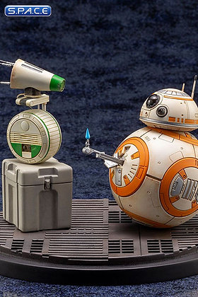 1/7 Scale D-O & BB-8 (Star Wars - The Rise of Skywalker)