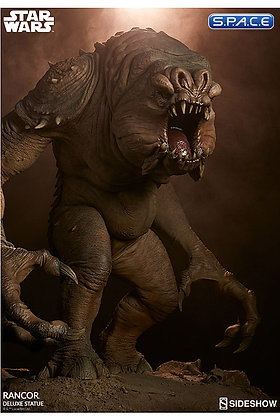 Rancor Deluxe Statue (Star Wars) Sideshow
