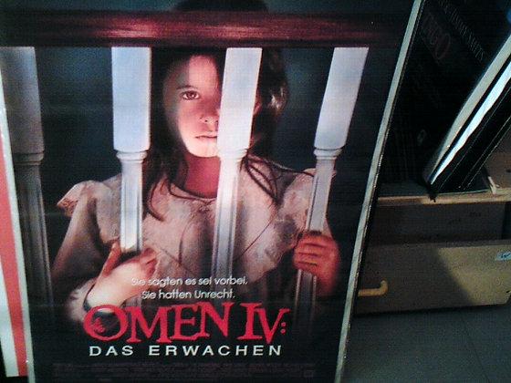 Omen IV Filmplakat