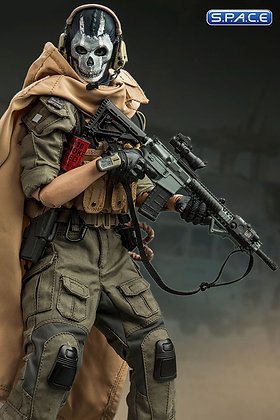 1/6 Scale End War Ghost Modern Battlefield 2020