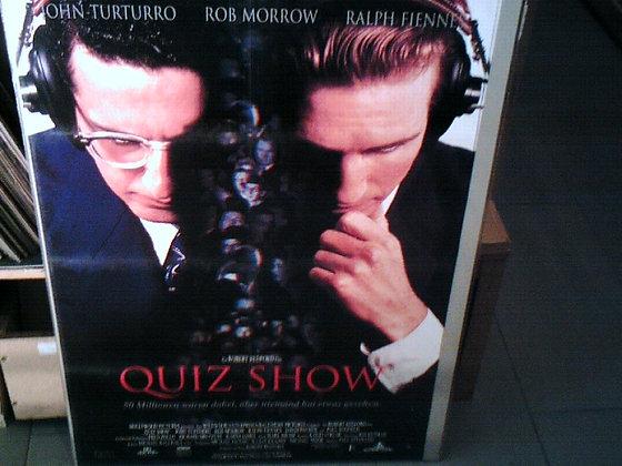Quiz show Filmplakat