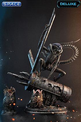 Scorpion Alien Statue Deluxe Version (Aliens)