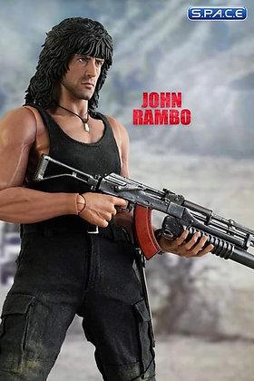 1/6 Scale John Rambo (Rambo 3) threezero