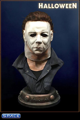 1:1 Scale Michael Myers Life-Size Bust (Halloween)