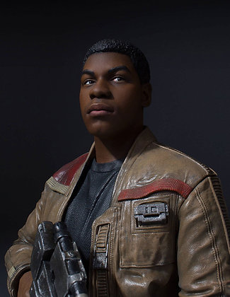 Finn Bust (Star Wars: The Force Awakens)