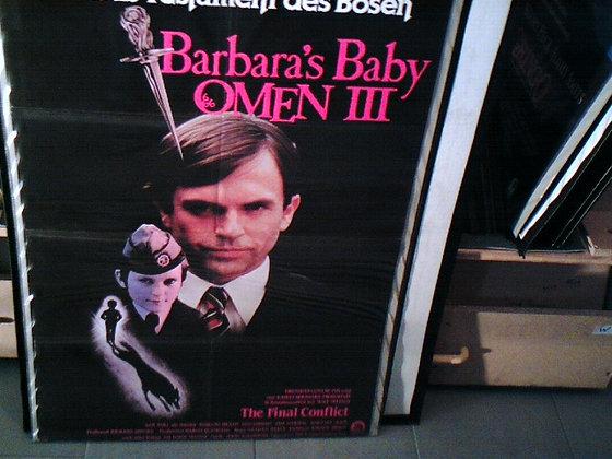 Omen 3 Filmplakat