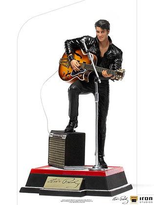 Elvis Presley Deluxe Art Scale Statue 1/10 Comeback Special 23 cm Statuen Elvis